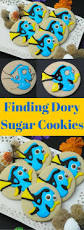 Finding Dory Sugar Cookies Finding Dory Movie Party And Sugar