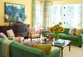 yellow livingroom living room colour scheme in exquistie 23 design ideas rilane