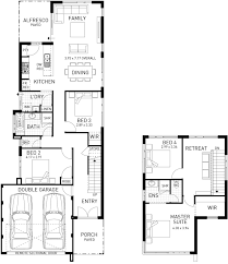 Floor Plan Two Storey by Two Storey Home Designs Double Storey Home Designs Domain By