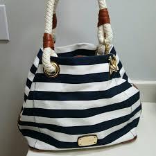 nautical bag 58 michael kors handbags michael kors nautical handbag from