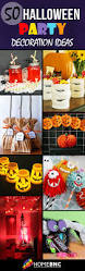 the best halloween party ideas 50 best halloween party decoration ideas for 2017