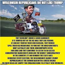 Wisconsin Meme - image tagged in paul ryan tpp nehlen republicans wisconsin imgflip