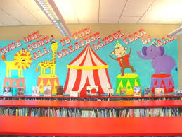 New Year Display Board Decoration by Best 25 Circus Bulletin Boards Ideas On Pinterest Carnival