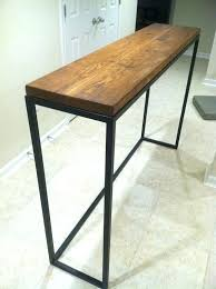 Reclaimed Wood Vanity Table Side Table Bbq Side Table With Storage Barbecue Side Table Plans