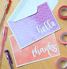 watercolor notecards easy watercolor notecards