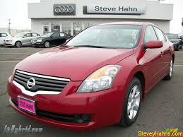 car nissan altima 2009 2009 nissan altima hybrid in red brick metallic 164133
