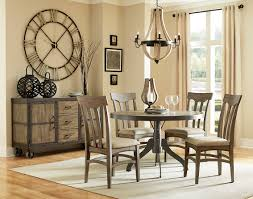 transitional dining room tables camille transitional white ash 5pc dining table set bana home