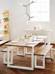 Best 25 Kitchen Table With by Best 25 Dining Table With Bench Ideas On Pinterest Kitchen