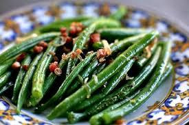 Holiday Sauteed Green Beans