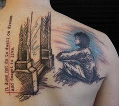 25 beautiful literary tattoos to celebrate world book day