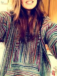 drug rugs style pinterest baja hoodie ponchos and bright