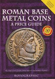 rotographic roman base metal coins a price guide 4th ed