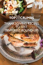 top ten crumbs thanksgiving dishes to test the craft of laughter