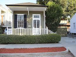 New Orleans Shotgun House Cypress Haven Uptown Shotgun House With Parking New Orleans