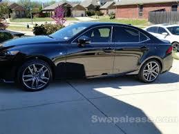 lease 2014 lexus is 250 lexus is 250 f sport lease deals swapalease com