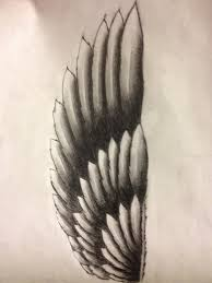 angel wings tattoo design on forearm photos pictures and