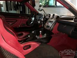 pagani zonda interior pagani cars news zonda restored after 1 million km u0027s driven