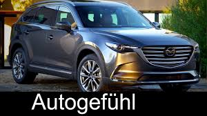 mazda 9 all new mazda cx 9 full size suv 2016 with 2 5 l turbo 250 hp