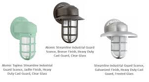 Sconce Outdoor Streamline Wall Sconces Harken Back To Early 1930s Design Blog