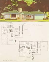 mid century ranch floor plans spurinteractive