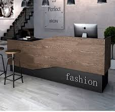 Simple Reception Desk Usd 490 71 Vintage Cashier Counter Simple Atmosphere Clothing