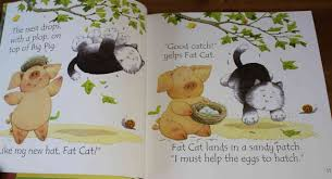 rozetka ua fat cat on a mat and other tales phil roxbee cox