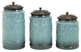 blue kitchen canisters kitchen canisters blue kitchen canister sets and some common