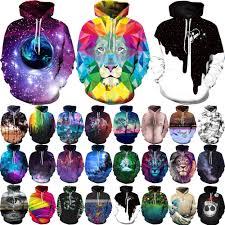 galaxy hoodie ebay