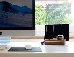 Charging Station Desk Dockit Docking Station For Apple Devices Gadget Flow