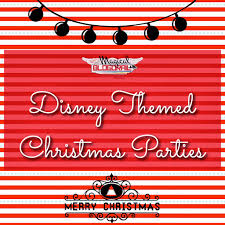 disney themed christmas party home decorating interior design