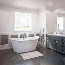 maax orchestra 66 in fiberglass flatbottom bathtub in white