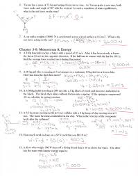 projectile motion worksheet with answers free worksheets library