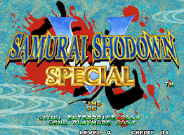58 best sam s s cuts why samurai shodown v special is the best fighting