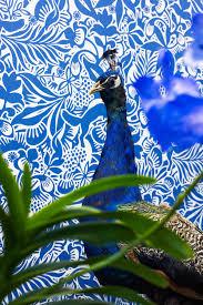 brewster home fashions kaia blue tropical leaves ultra removable brewster home fashions kaia blue tropical leaves ultra removable wallpaper hautelook