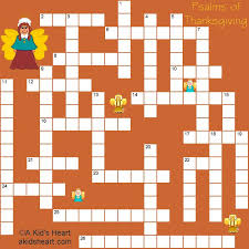 best 25 thanksgiving crossword puzzle ideas on sheets