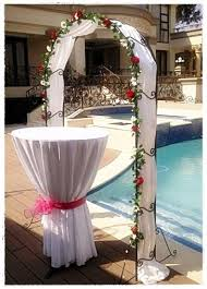 wedding arch rental johannesburg wedding decor hire johannesburg pronkertjie johannesburg wedding