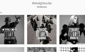 Meme Generator For Instagram - straight outta compton memes hit 100 000 on instagram as