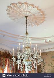 Crystal Chandeliers For Dining Room Dining Room Crystal Chandelier Stock Photos U0026 Dining Room Crystal