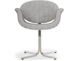 Hive Modern Furniture by Little Tulip Chair With Cross Base Hivemodern Com