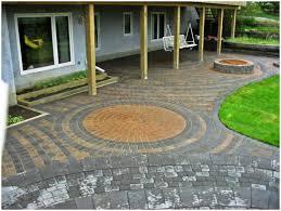 Travertine Patio Pavers by Backyards Mesmerizing Paver Backyard Backyard Paver Stones