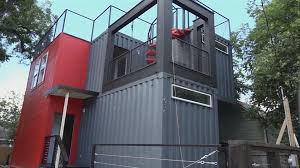 shipping container home hits s a market for 300 000 kens5 com