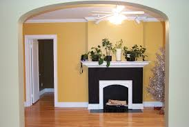 how to paint a house interior