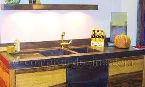 plaque de zinc pour cuisine plaque de zinc pour recouvrir un meuble awesome le bon coin with