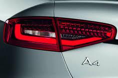 audi a4 tail lights 2009 2010 2011 2012 audi a4 s4 red led tail light brake base luxury
