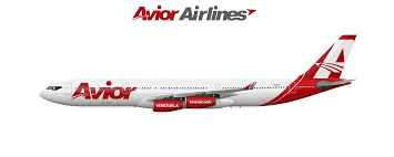 A340 Seat Map Airbus A340 300 Avior Airlines Yv3292 America Real And