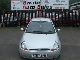 2007 ford ka style cloth 1 295