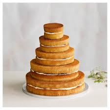 cake tiers 5 tier wedding cake vanilla sponge 5 tiers waitrose