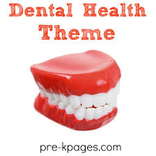 dental health theme activities for preschool