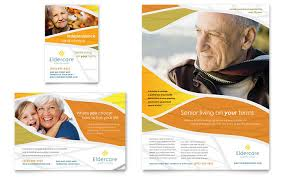 fliers templates advertisement flyer templates assisted living flyer ad template