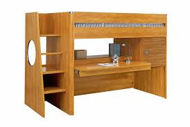 mobilier de bureau gautier lit haut 90x200 avec bureau bureaux lits gain de place meubles